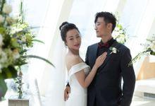 Wang Hao & Wang Yu Quan by I Love Wedding Bali