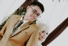 Wedding Of Destian & Putri by Toms up photography
