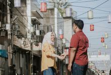 Prewedding Faisal & Desi by ejafoto