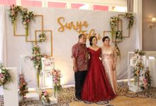 Surya and Febri Engagement Lunch by Rumah Luwih Beach Resort