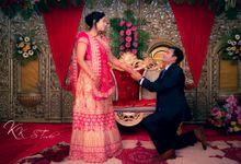 Engagement by KK Studio
