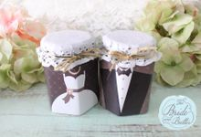 Wedding Favors by The Bride and Butter
