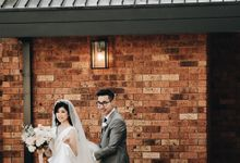 Wedding Day by Dicky - Kevin Kezia by Loxia Photo & Video