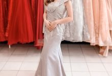 Beauty GOWN by Golden Phoenix Rent Gown