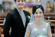 Wedding of Dita & Eman by Avinci wedding planner