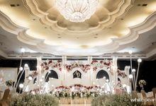 The Ritz-Carlton Jakarta, Mega Kuningan Grand Ballroom 2021.03.27 by White Pearl Decoration
