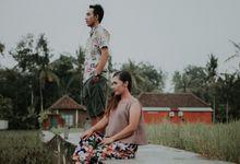 Engagement Yudix & Chandra by oka sunardika