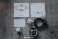 The Wedding of Edward & Ellyanna by alienco photography
