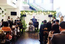 Wedding Ceremony by Aroma Sedap
