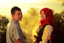 Gebby & Wandi Prewedding by Pardeo Photograph