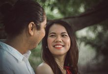 Khristian and Glaiza Sipaway Prenup Shoot by Stories by J. Estore