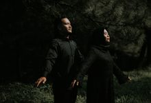 Prewedding Ayu & Amsar by Hyra Story