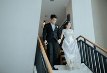 Wedding Emannuel & Alexandra by Avinci wedding planner