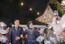The Wedding Of Julia & Rahman by Villa Srimanganti