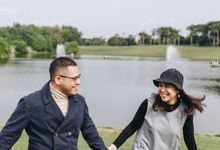 Ardhan & Dhea - Couple Session by Flowr Photography