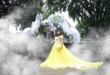 Wendy & Hana Prewedding by PhiPhotography