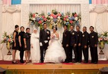 Ellen & Lodang's Wedding by Amanda Renassa Wedding Organizer