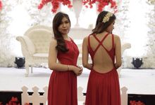 Penerima Angpao at Hotel Aston by Allegra Wedding Agency