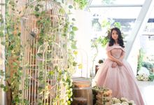 Sweet 17th Gown for Evelyn by Deasy Marlina