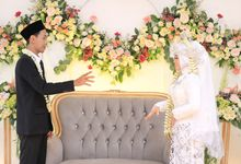 Shindy Wedding by Sarah MakeUp Studio