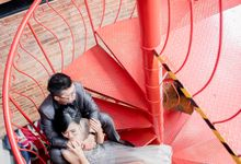 LUSIA & JUN PREWEDDING by ALEGRE Photo & Cinema