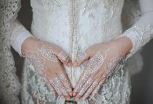 atika & oddy wedding day by Portlove Studios