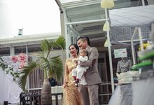 Wedding Ivo & Hanafi 15 April 2018 by Grand Tebu Hotel