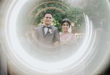 THE WEDDING OF OLIVIA & ENRY by alienco photography
