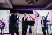 Benard & Katia Wedding After party by Project Dance Ground