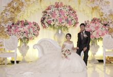 Maria & Joy Wedding by Amour Management