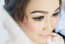 Wisnu Missy Wedding by Hallena Gown and Bridal