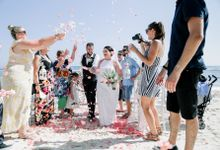 The Wedding of Tania & Carl by Indra Photography
