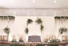 The Wedding Of Aya & Anggit by Daydreaming Works