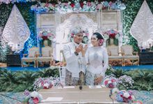 Rara & Adietya by Simple Wedding Organizer