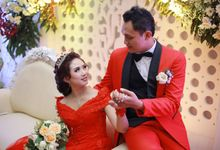 The Wedding Dewo & Vitta by Zandrew Videography