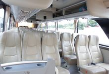 BIG Bus Hi Deck Double Glass Series by TRAC Bus Services