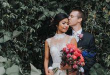 Wedding of Nicholas and Amanda by Michelle Alphonsa