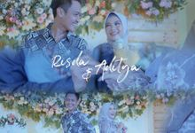 Engagement Highlight Video: Risda & Aditya by Apeiro Visuals