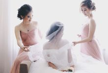 Wisnu & Misi Wedding Day by Evathomas Makeup