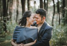 Prewedding Shabrina & Audy by makeup by marcellans