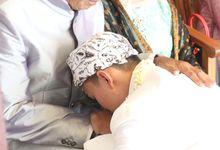 Mira & Iskandar Wedding by d'Felicity WO