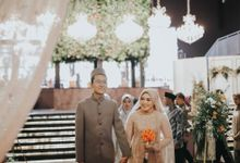 WEDDING NASIHA & LUTHFI by Hallf at Patiunus