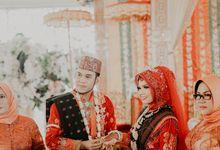 The Wedding Of Addy & Aika by Andrey Ernata FILM