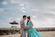 Pregnant Widya & Jun by oka sunardika