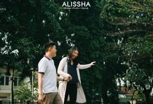 Prewedding of Christine-Ervin at Alissha by Alissha Bride