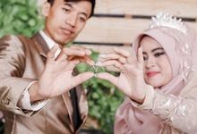 The Wedding Fitri & Harun by Inmaterial Photography