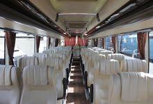 Bus Medium Spaceious by TRAC Bus Services