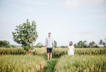 COUPLE SESSION of Darrel & Jessica by Zoe Photo