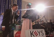 Ivan & Fany Wedding by KEYS Entertainment