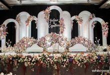 Grand Hyatt Jakarta Grand Ballroom 2021.06.05 by White Pearl Decoration